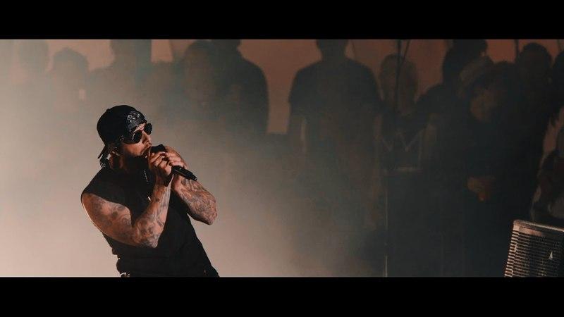 Linkin Park M Shadows Faint Live Hollywood Bowl 2017