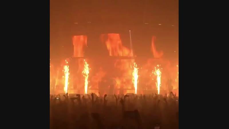 Little Big — Voice Of Hell (Live @ Adrenaline Stadium, Москва 19.10.2018)