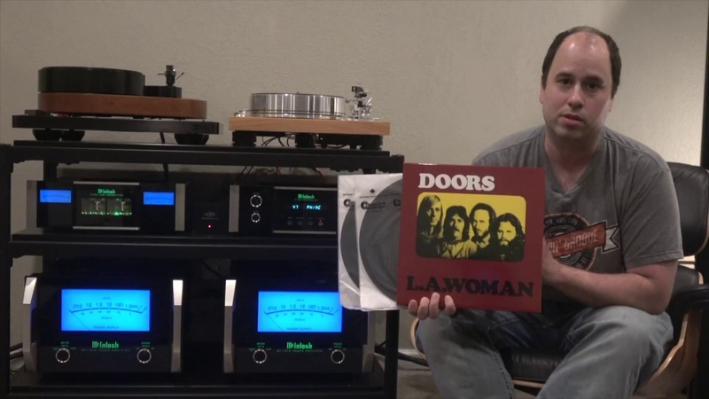 The Doors - L.A. Woman - LP Review And Comparison What Version Is The Best