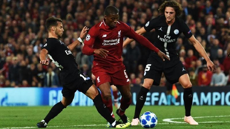 Midfield Three Masterclass Against PSG • Part 2 • 201819