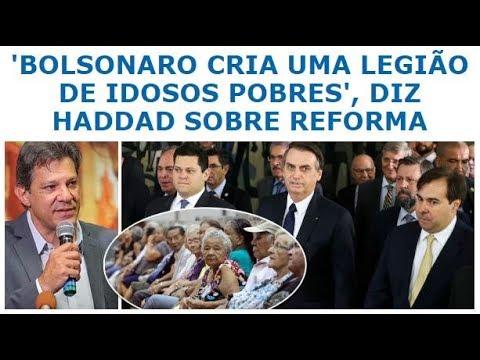 LEO AO QUADRADO AO VIVO Bolsonaro contra idosos