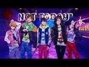 [AMV] BTS / Not Today (RERO StigmaTae Cover Russian Version)