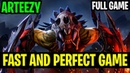 Fast And Perfect Game - Arteezy BloodSeeker Full Game - Dota 2