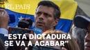 """Leopoldo López anuncia """"más movimientos del sector militar"""""""