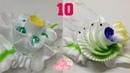 Học Làm Hoa Kem Banh Kem Bánh Sinh Nhật Đẹp - Hai Loại Hoa ( 10 )