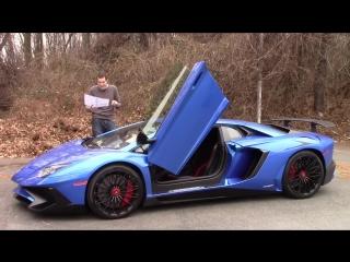 [Doug DeMuro Русская Версия] Вот почему Lamborghini Aventador SV стоит $500 000