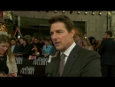 Mission Impossible Fallout DC Premiere Tom Cruise Interview