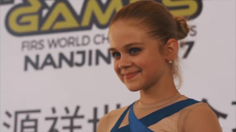 Sofia Bogdanova __ Inline Freestyle Skating
