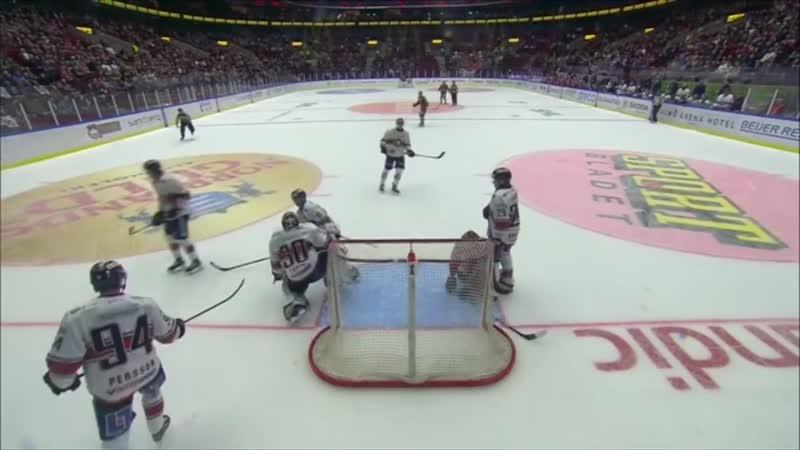 Malmö Redhawks vs Växjö Omgång 9 (1819) HIGHLIGHTS