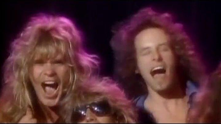 Hear N' Aid - Stars (W.A.S.P. Dio Judas Priest...) [Original Video HQ-1080pᴴᴰ]