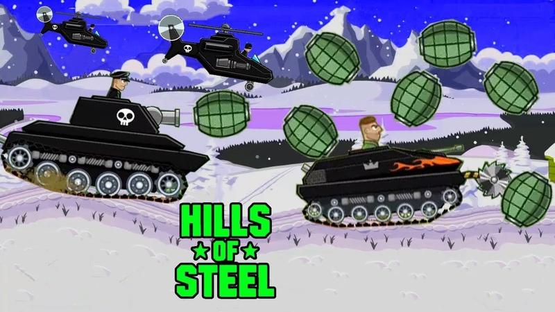 Hills of steel apk mod - Tanks for kids - Tanks games - Games bii