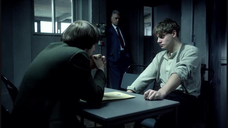 Инспектор Джордж Джентли / Inspector.George.Gently.S03.E02.Peace..Love.2010.BD