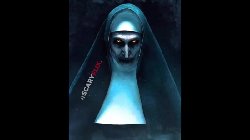 Brace Yourself—The Nun Is Coming _ghost__latin_cross_️ ( 937 X 750 ).mp4