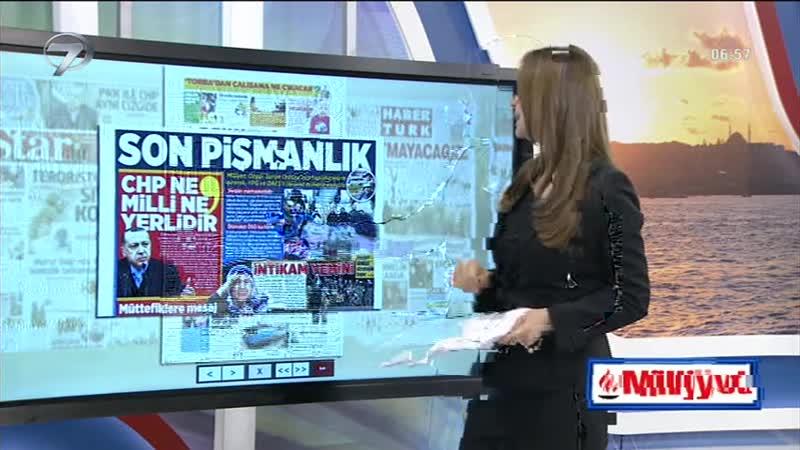 Kanal 7de Sabah - 5 Şubat 2018 -02