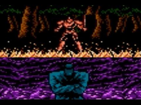 Frankenstein The Monster Returns (NES) Playthrough - NintendoComplete