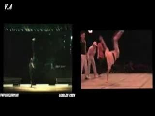 bboy blue vs bboy the end 2008  teaser