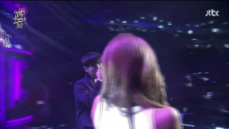 [Special Stage] 150123 Hyolyn (효린) JunggiGo (정기고) - Spend My Life With You