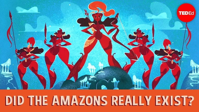 Did the Amazons really exist - Adrienne Mayor