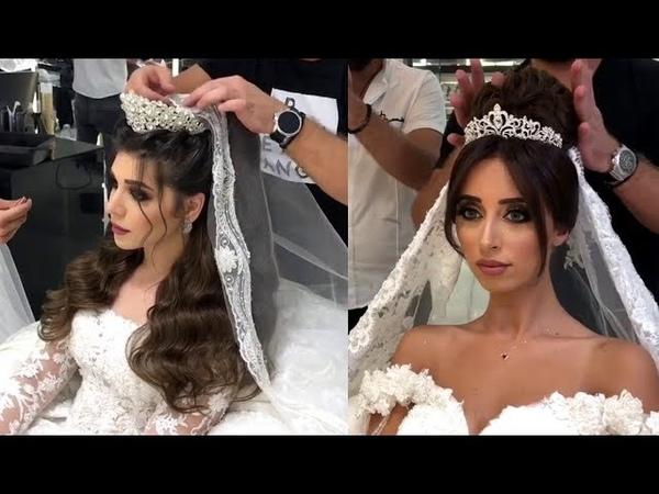 Hermosos Peinados para Novia Boda 2018 - 2019 / Most Elegant And Beautiful Wedding Hairstyles