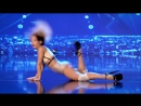 Is This The SEXIEST Audition Yet Erotic Dancer Wows Judges _ Got Talent Global
