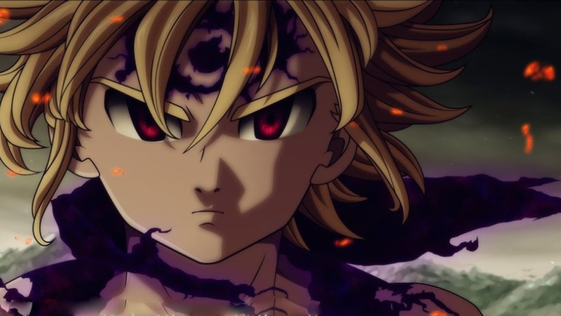 Seven deadly sins「AMV」- My Demons - Starset