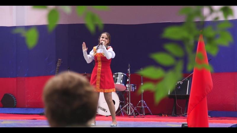 12 июня. День России. Москва. Д.К. Ховрино. КУЛИКОВО ПОЛЕ