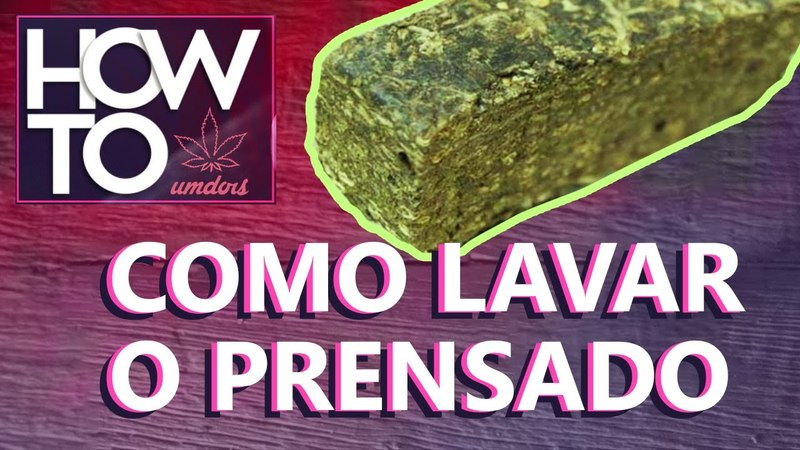 COMO LAVAR O PRENSADO - HOWTOUMDOIS 07