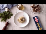 Рецепты для триатлетов от Barilla спагетти с моллюсками