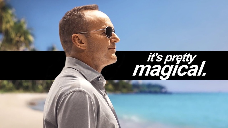 Phil Coulson | it's pretty magical