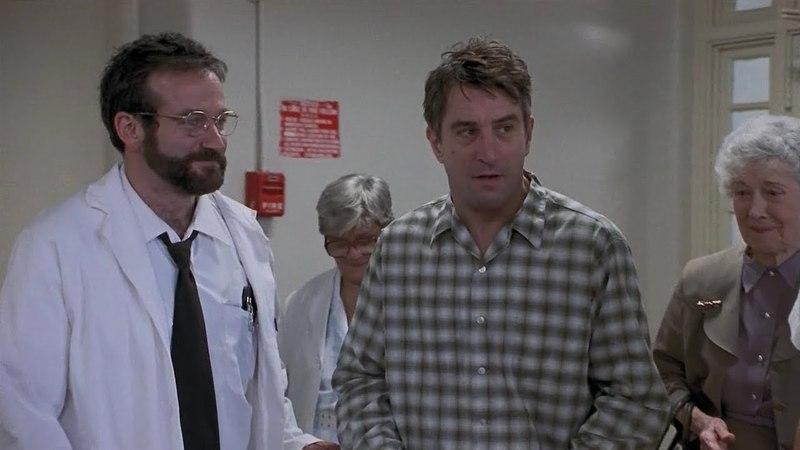 Awakenings 1990 || Robert De Niro, Robin Williams, Julie Kavner