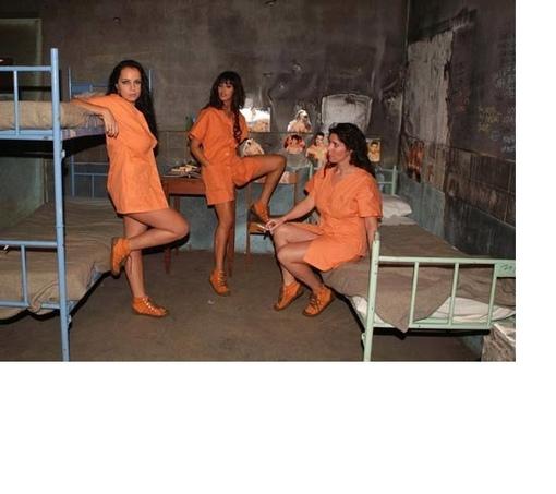 реальная съемка женская тюрьма россия перед