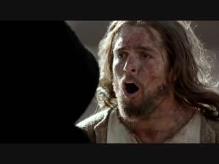 ИИСУС говорит с Дьяволом   Искушение ХРИСТА.