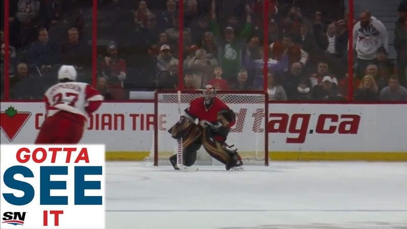 GOTTA SEE IT: Craig Anderson Stops Two Penalty Shots In The Third Period