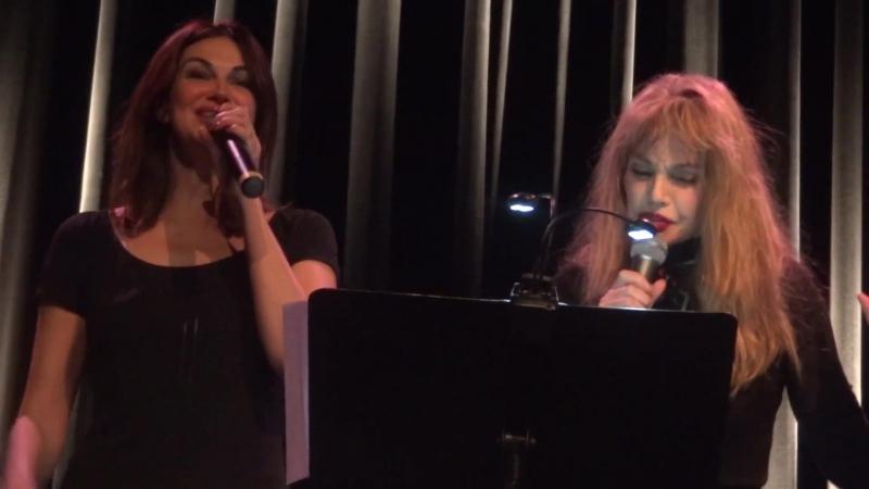 Helena Noguerra et Arielle Dombasle - J'Ai La Mémoire Qui Flanche (Live 2017)