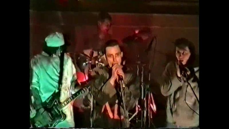 Les Primitifs - Концерт в клубе