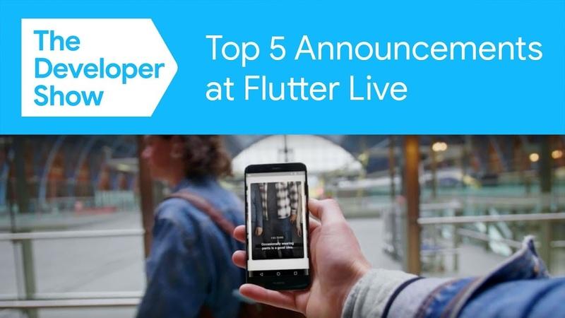 Flutter 1.0, Square Reader SDK, 2Dimensions Flare, More! (Flutter Live Top 5 Recap)