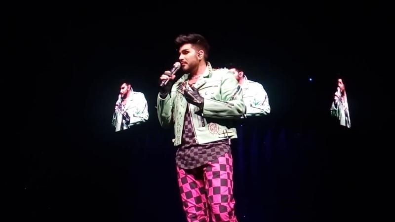 Dont Stop Me Now, Queen Adam Lambert, Cologne, 13-6-2018[1]