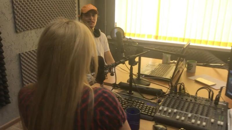 SODA 🥤 На радио 📻 визави FM 102.2