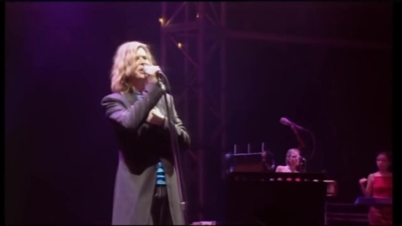 David Bowie - Glastonbury Festival, 25th June 2000