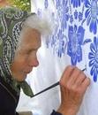 91-летняя Агнес Каспаркова превращает маленькую деревню в свою художественную галерею в Че…