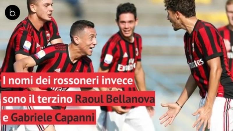 Torino Milan Primavera andata finalissima Tim Cup i migliori talenti