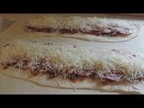 my favorite Stromboli recipe - стромболи с паприкой и чесночным маслом