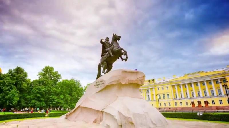 Saint Petersbourg ma ville aimée