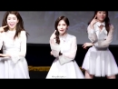 [180609] Fansign Аrt wooden theater (YouI)