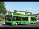 Автобус Минска МАЗ-105,гос.№ АВ 1429-7, марш.9д (05.08.2018)