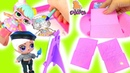LOL Painting НОВИНКА! Рисуем Кукол ЛОЛ на Палетках! Игры для Девочек! Раскраски! Coloring for Kids