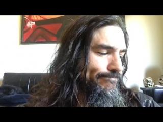 Обращение Робба Флинна (Machine Head) к поклонникам