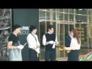 180904 Открытие выставки 2PM 10th Anniversary Никкун Чансон JYP