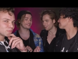 5 Seconds Of Summer Confess Their Dragon Ball Z Obsession Much Confessional