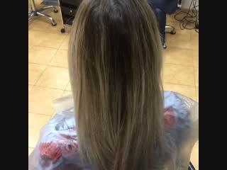Салон-парикмахерская Lissa :золотой кератин